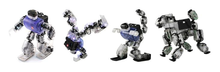 ROBOBUILDER 5720T CREATOR ROBOTIC KIT