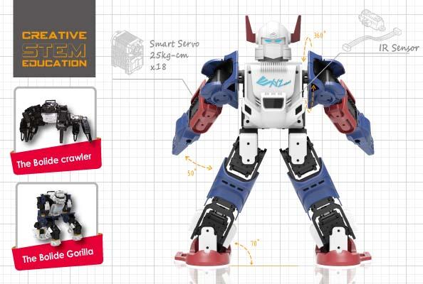 xyz_robotics_bolide_humanoid_robot