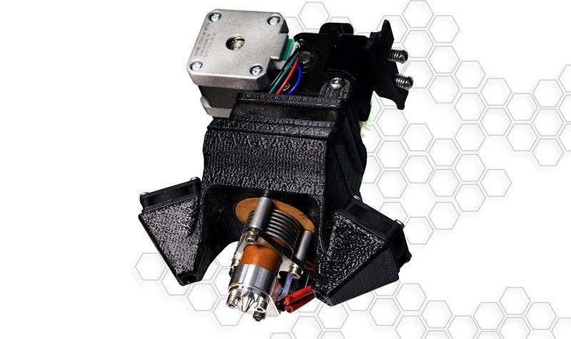 3-D Printer Single Extruder