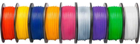 Print in Lots of Filaments