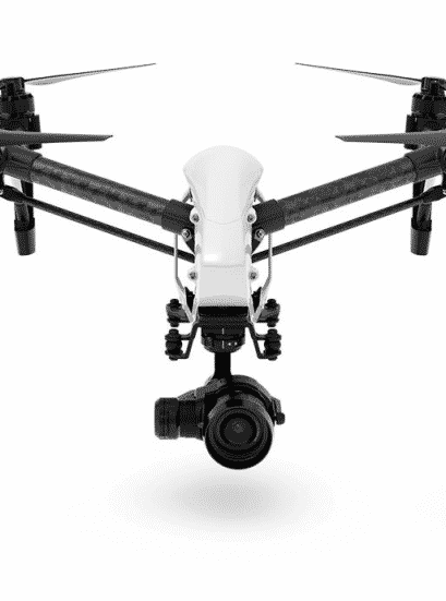 DJI INSPIRE 1 PRO QUADCOPTER WITH ZENMUSE X5 CAMERA (RTF)