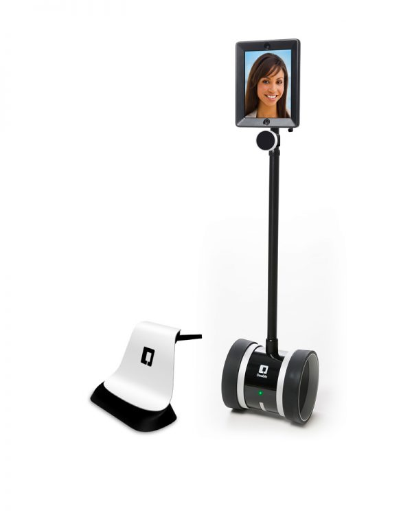DOUBLE ROBOTICS TELEPRESENCE ROBOT CHARGING DOCK