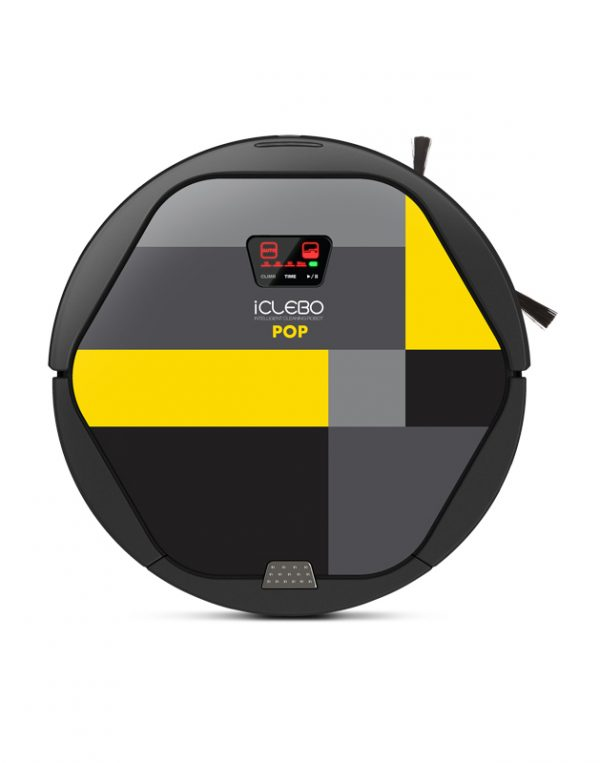 ICLEBO POP SMART ROBOT VACUUM CLEANER