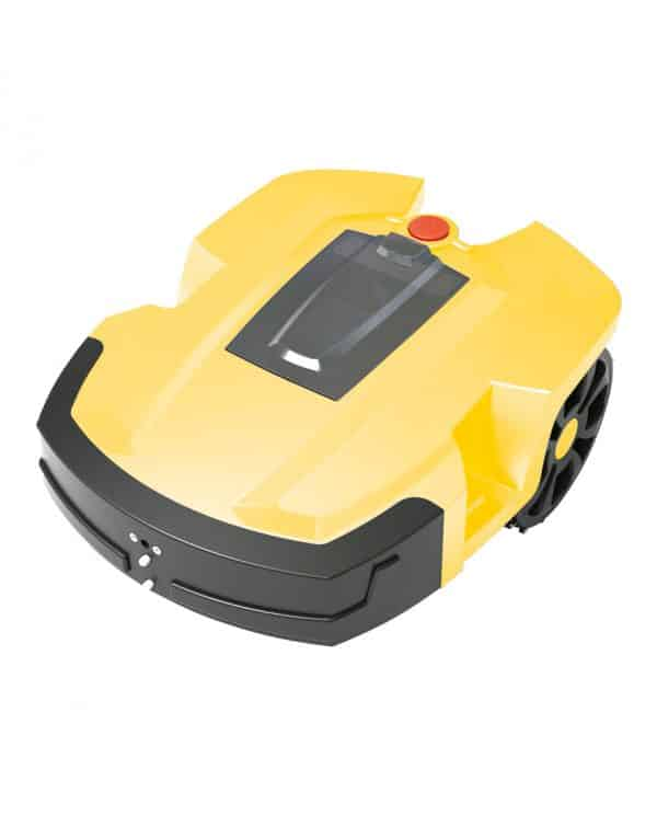 Yellow DENNA L600 ROBOT LAWN MOWER