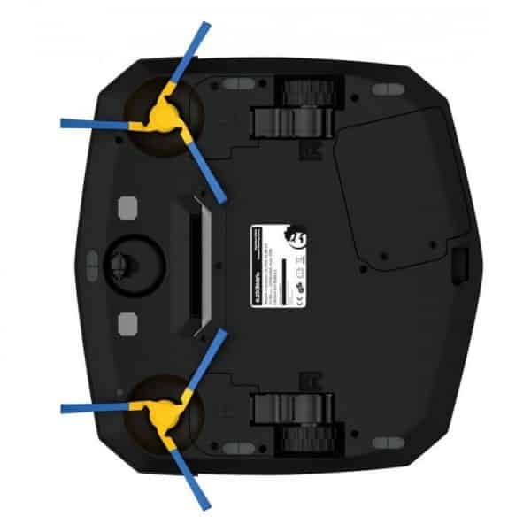 ULTRA SLIM V2 BLACK CLEANING ROBOT