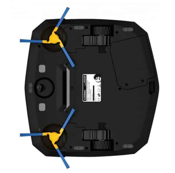 ULTRA SLIM V2 BLACK CLEANING ROBOT