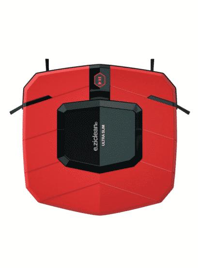ULTRA SLIM V2 RED CLEANING ROBOT