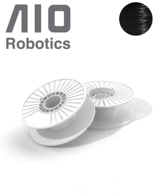 Voltivo Black PLA Filament For AIO Zeus 3D Printer