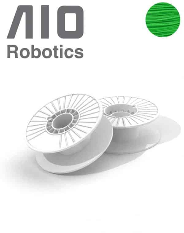 Voltivo Green PLA Filament For AIO Zeus 3D Printer Green