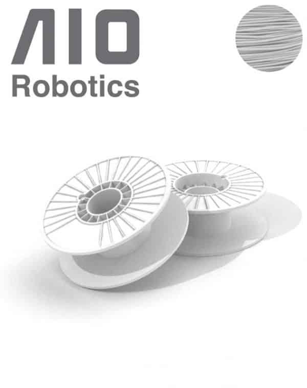 Voltivo White PLA Filament For AIO Zeus 3D Printer