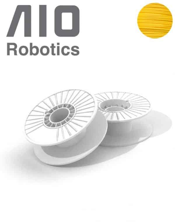 Voltivo Yellow PLA Filament For AIO Zeus 3D Printer