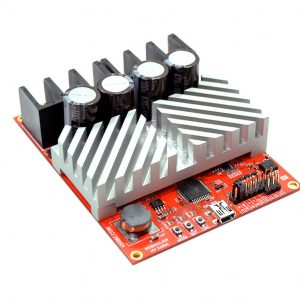RoboClaw HV 2x60 60VDC Motor Controller with USB