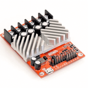 RoboClaw 2x30A Motor Controller with USB
