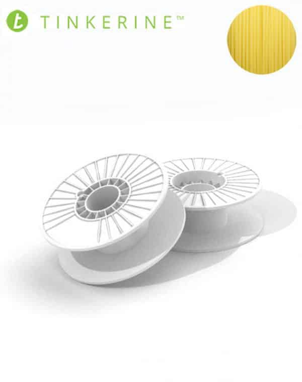 Tinkerine 750g Spool 1.75mm Sunrise PLA Filament (4 Pieces)