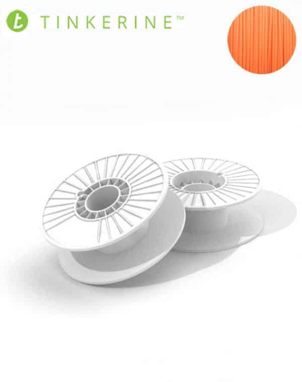 Tinkerine 750g Spool 1.75mm Sunset PLA Filament (4 Pieces)