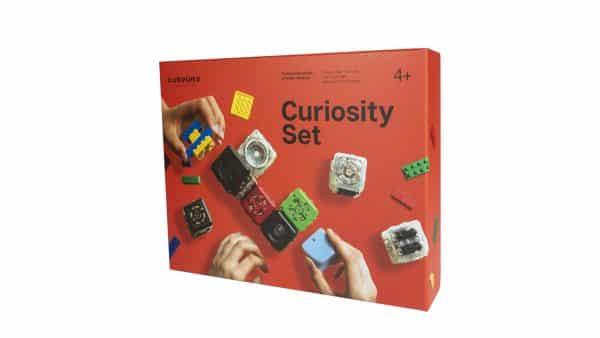 Cubelets Curiosity Box set by Modular Robotics